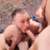 Gay cock sucking men